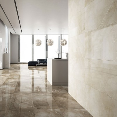 Grotto Polished Porcelain Tiles