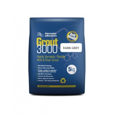 Grout 3000 Dark Grey