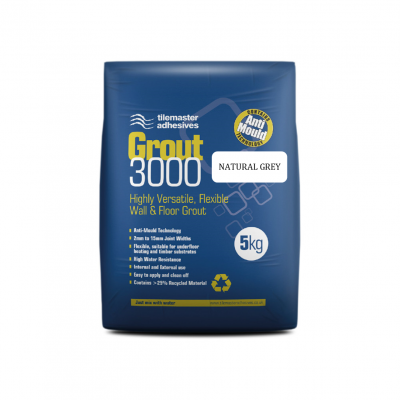 Grout 3000 Natural Grey