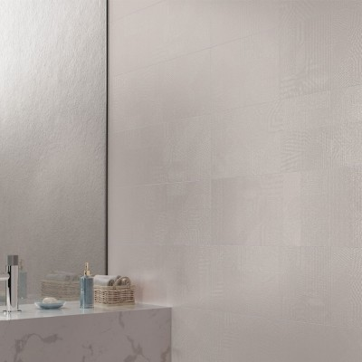 Dream White Semi Polished Wall Tile 29.5x90