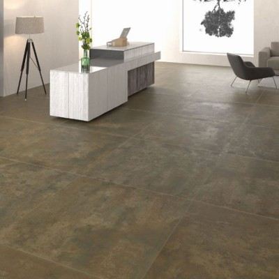 Metallique Cobre Metallic Effect Porcelain Tile 300x600