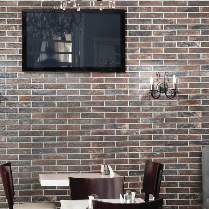 Bristol Umber Brick Tile