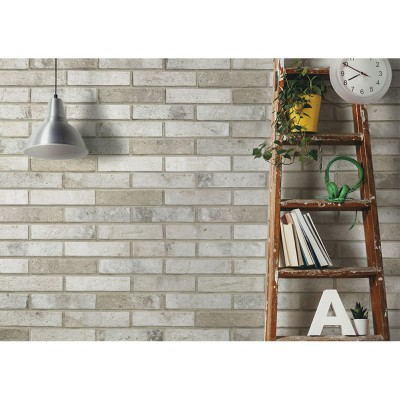 London Fog Brick Tile