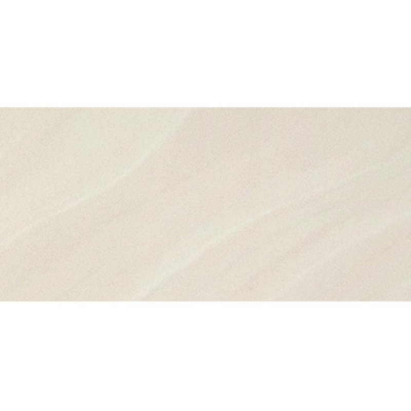 Sandstone Waves Ivory Polished Porcelain Tile 300x600