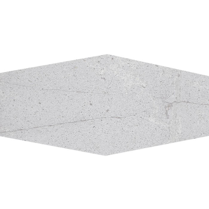 Stone Cut White Hex