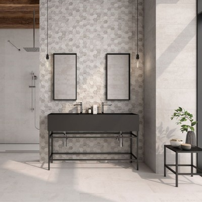 Transfer Gris Wall Tile
