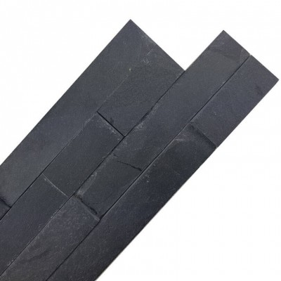 Grey Slate Split Face Mosaic 10*36