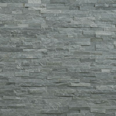 Rotia Grey Brick Split Face Mosaic Tile 10*36
