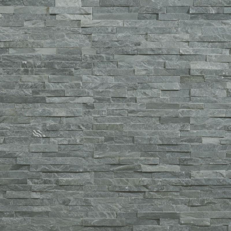 Rotia Grey Brick Split Face Mosaic Tile 10 36