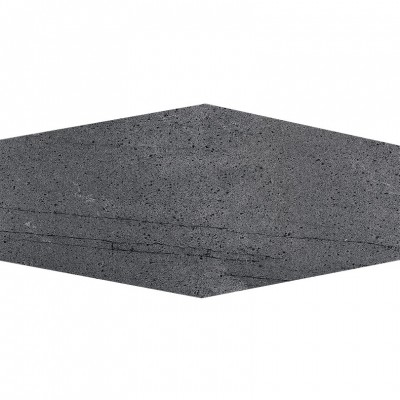 Stone Cut Anthracite Hex