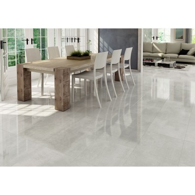 Look Perla Polished Porcelain Floor Tile 600x600