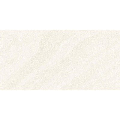 Wave Ivory Polished Porcelain Wall/Floor Tile 300x600