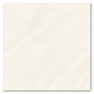 Wave Ivory Polished Porcelain Floor Tile 600x600